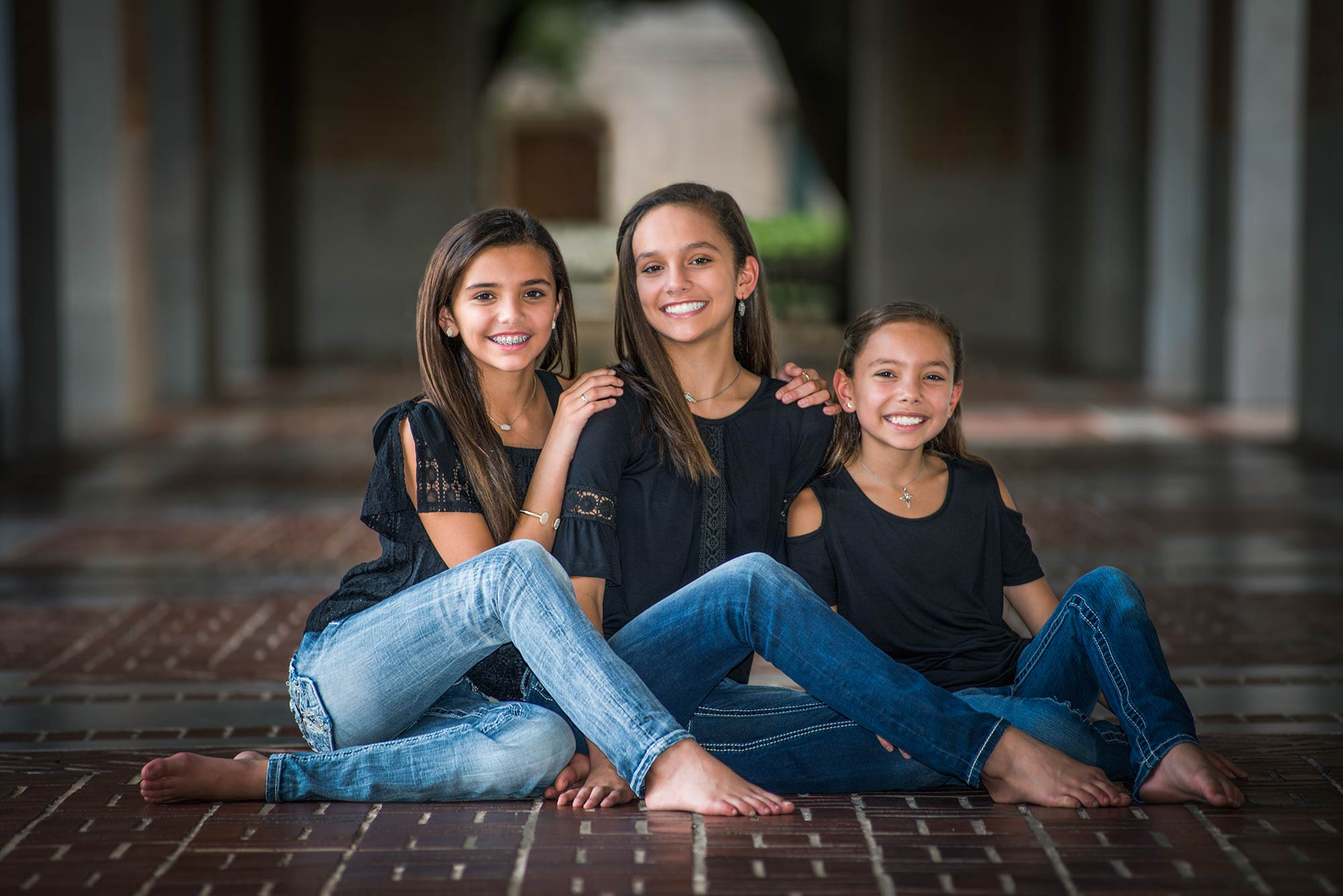 Outdoor Family Portrait Photographer